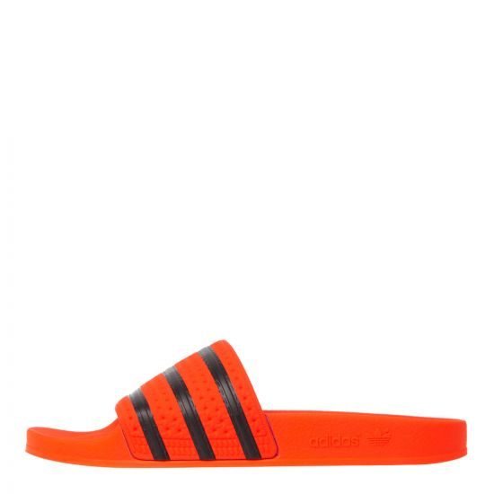 adidas originals adilette CM8442 orange/black