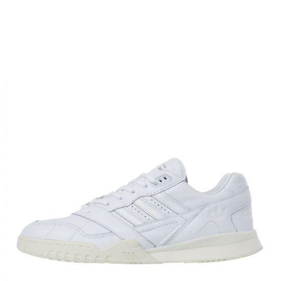 adidas Originals A.R. Trainers | EE6331 White