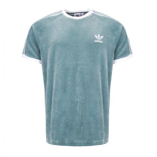 adidas t shirt cozy DV1623 light sage