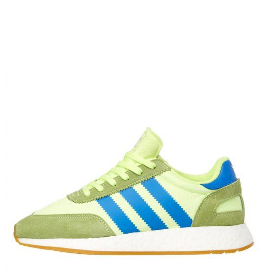 adidas I 5923 Trainers BD7803 Hi Res Green