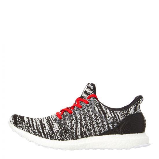 adidas Ultraboost Clima x Missoni D97743 Black / Red