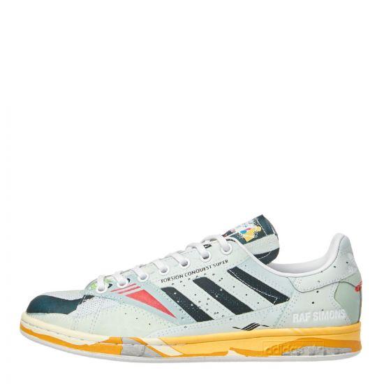 Adidas Raf Simons EE7953 White Black Grey Aphrodite1994