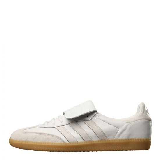 adidas Originals Samba Recon Trainers   B75903 White / Gum
