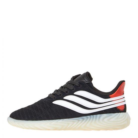 adidas Sobakov Trainers BD7549 Black/White