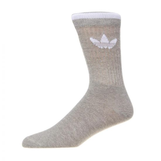 adidas originals two pack socks DW3934 white/grey