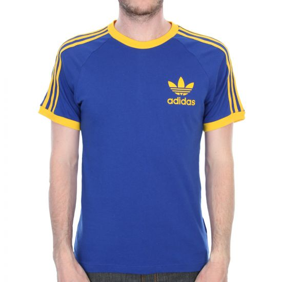 adidas Sports T Shirt Royal Blue