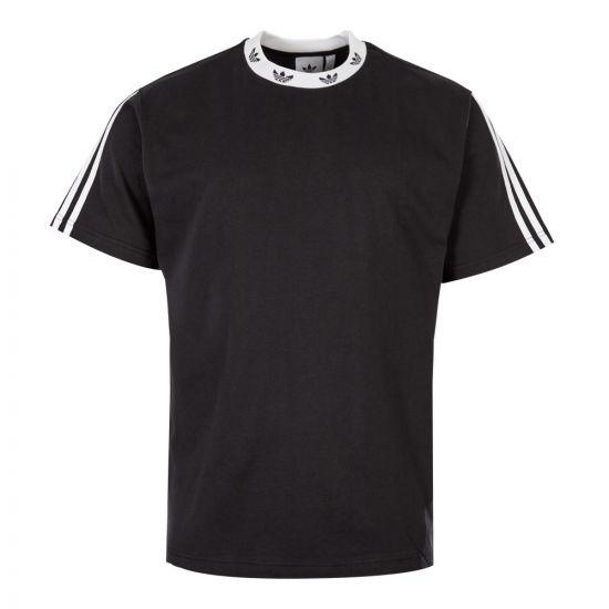 adidas Originals Trefoil T-Shirt ED5609 In Black