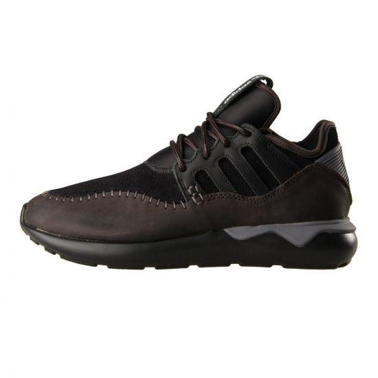 adidas Tubular Runner Black Moc B24688