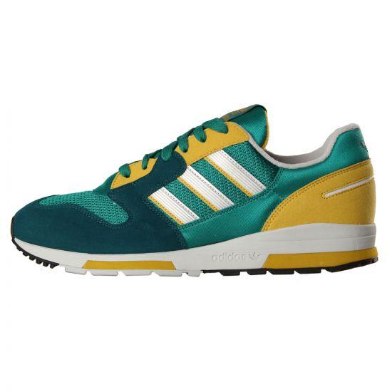 Adidas Originals Green ZX 420 Trainers