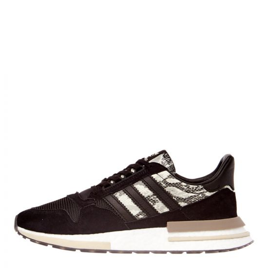 adidas ZX 500 RM Trainers BD7924 Black/White