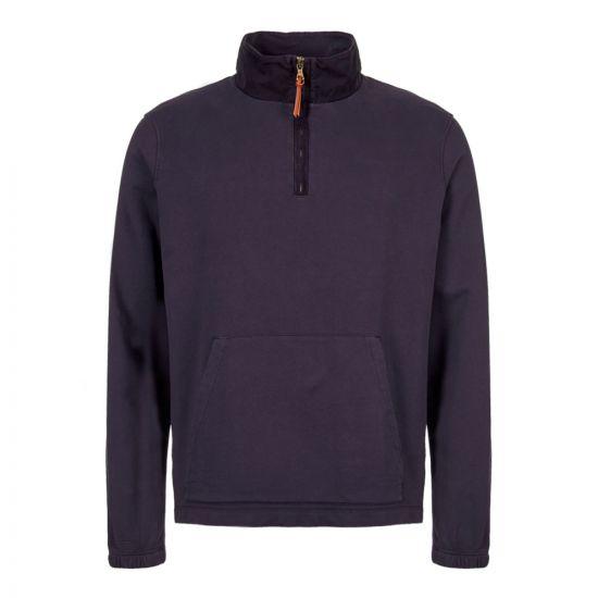 albam sweatshirt gardiner ALM311368119 002 navy
