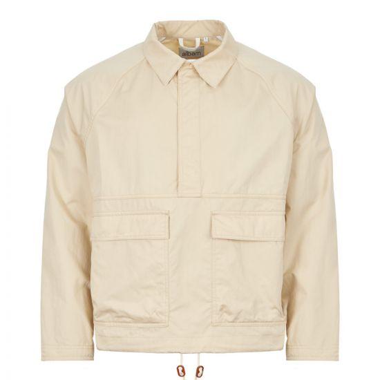 Albam Shirt | ALM531460219 107 Castle Beige