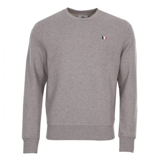 AMI Sweatshirt in Grey