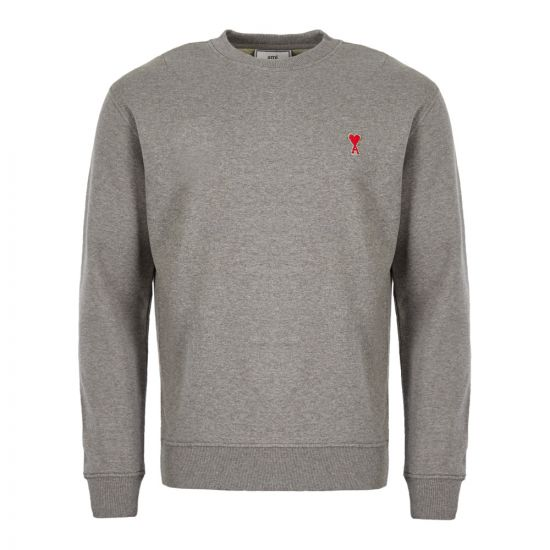 Ami Sweatshirt | H19J007 730 055 Grey