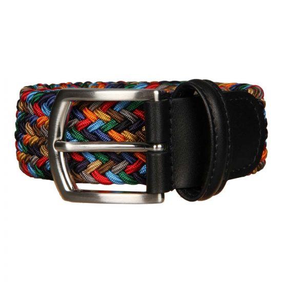 Andersons Woven Belt BO667-AF2620-NE41-M8 Multicolour