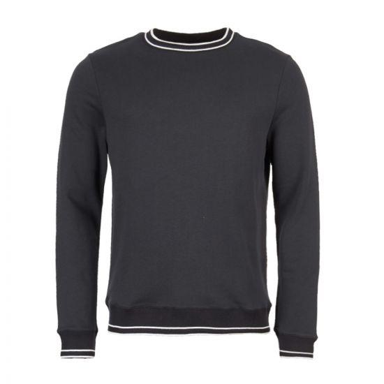 apc sweatshirt break COCWZ H27502 IAJ marine