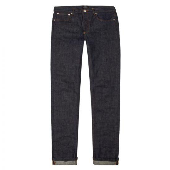 APC Jeans Petit Standard | CODBS-M09002 Indigo