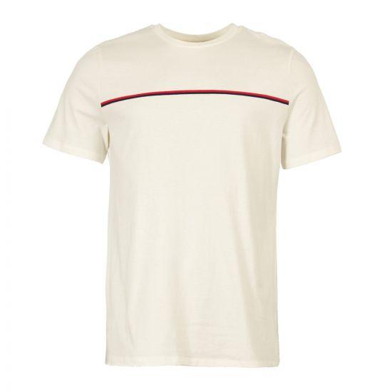 apc t-shirt yukuta COCXC H26643 AAD ecru