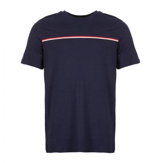 apc t-shirt yukuta COCXC H26643 IAJ marine