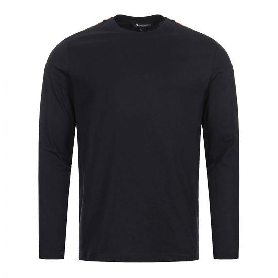 Long Sleeve T-Shirt Southport | TRAG17WBFDM-NVY Navy