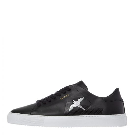axel arigato clean 90 trainers 28484 black