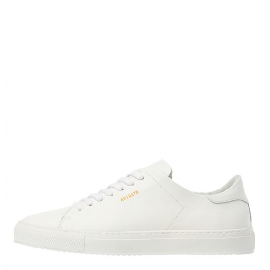 Axel Arigato Clean 90 Sneakers 28102 White Leather