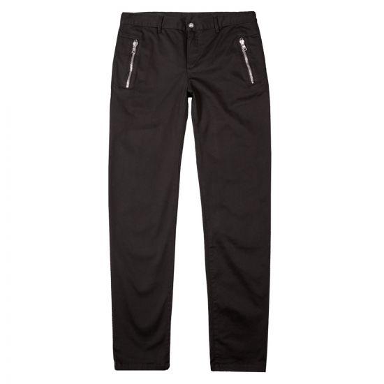 Balmain Trousers SH05402Z519 0PA Black