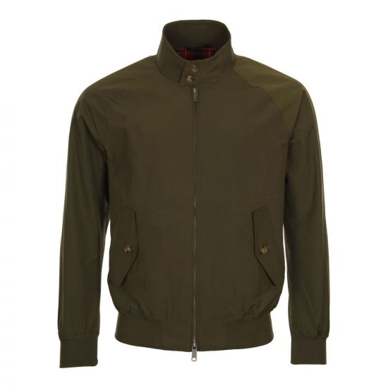Baracuta G9 Original Harrington Jacket BRCPS0001 BCNY1 8185 Beech Green