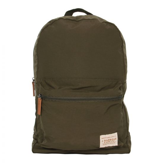 Backpack - Beauly Olive Green