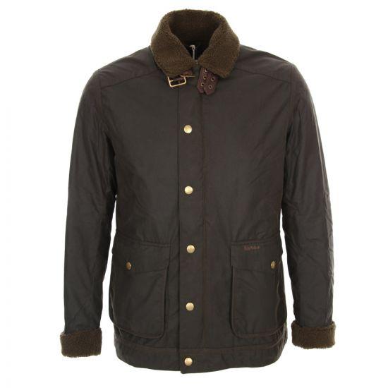Barbour Olive Catrick Jacket