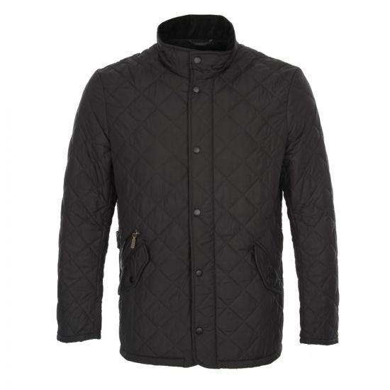 barbour chelsea jacket navy sportsquilt