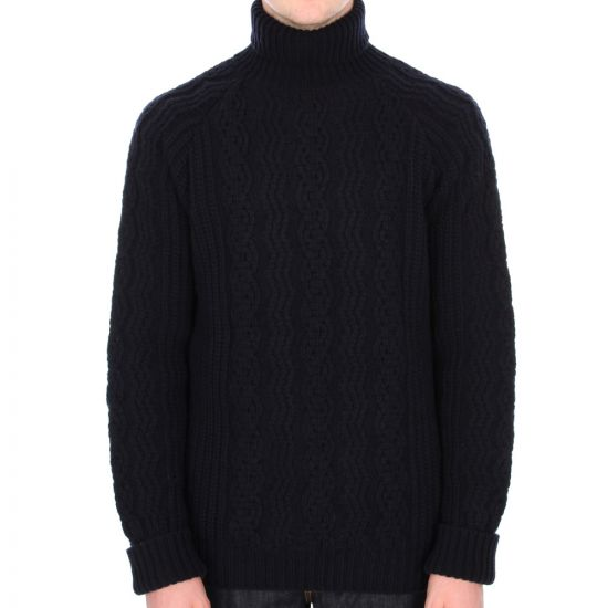 Barbour Deck Knit