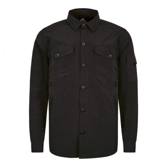 Barbour Beacon Askern Overshirt | MOS0036 BK31 Black