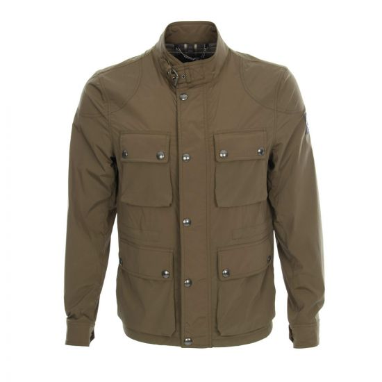 Belstaff Barningham Jacket in Military Green