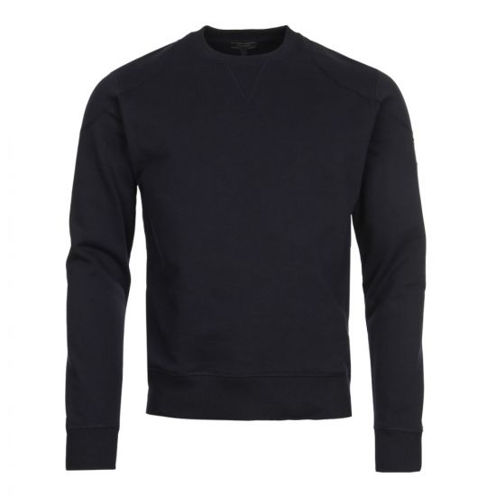 Belstaff Sweatshirt Jefferson  | 71130385 J61A0066 80000 Navy