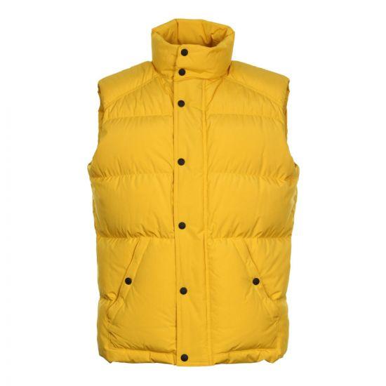 Belstaff Otterburn Gilet | 71070077 C50N0520 30017 Racing Yellow
