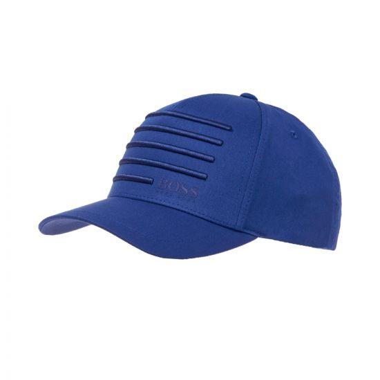 BOSS Athleisure Cap | 50404187 462 Open Blue