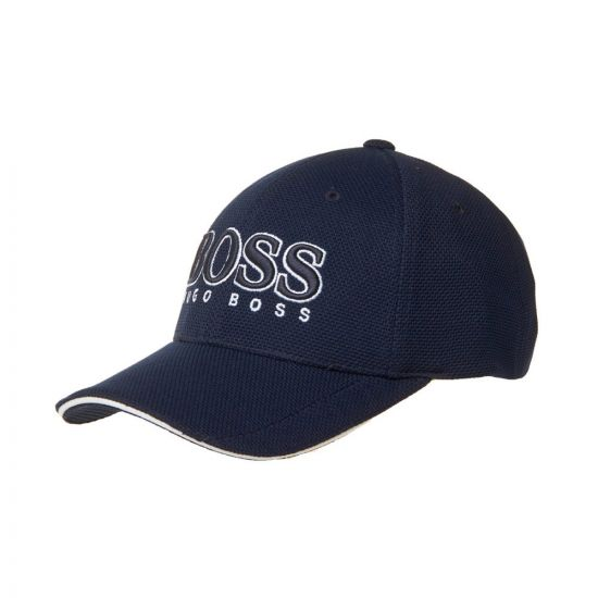 BOSS Athleisure Cap US 50251244 410 in Navy