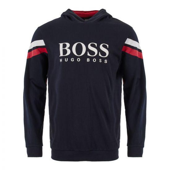 BOSS Bodywear Hoodie 50398500 403 Dark Blue