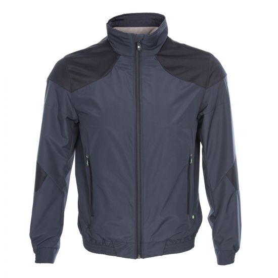 Hugo Boss Green Outdoor Jordie Jacket in Navy