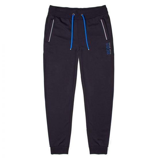 BOSS Bodywear Joggers 50409097|403 In Dark Blue