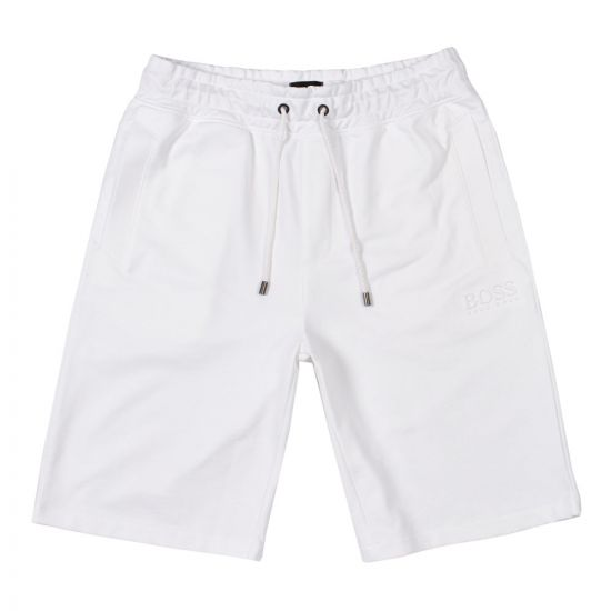 BOSS Bodywear Shorts 50409367 100 White