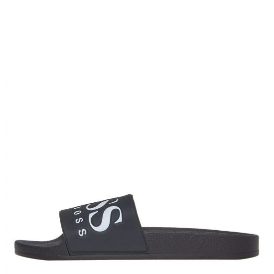 Athleisure Slides Solar - Dark Blue