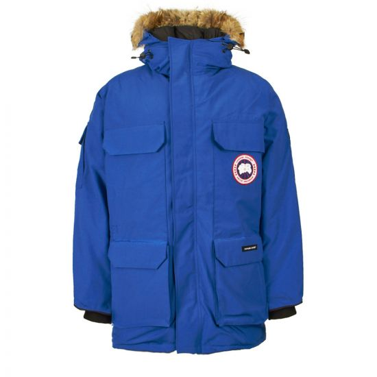 canada goose pbi expedition parka 4565MPB royal blue