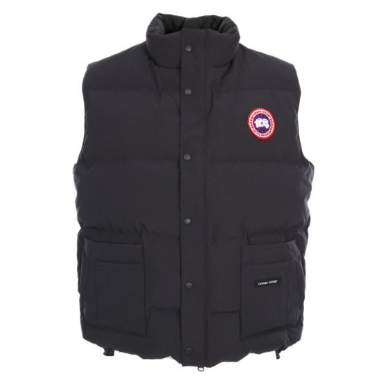 Canada Goose Gilet Navy Freestyle Down Filled 4150MR67