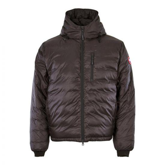 Canada Goose Lodge Hoody Jacket 5055M 712 Graphite/Black