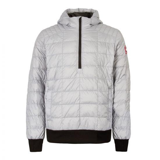 Jacket Wilmington Pullover - Fog Grey