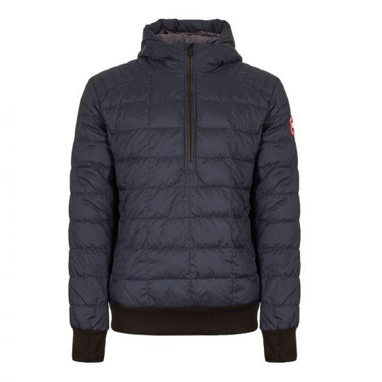 canada goose jacket wilmington pullover 2212M 67 navy marine