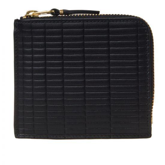 Comme des Garcons Wallet | SA3100BK Black