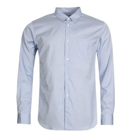 Comme des Garçons SHIRT Graphic Shirt W26936 2 In Blue